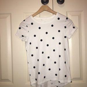 Polka Dots Brand New top. Old Navy